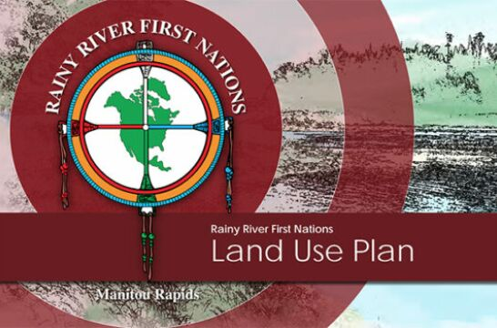 Rainy River First Nations Land Use Plan